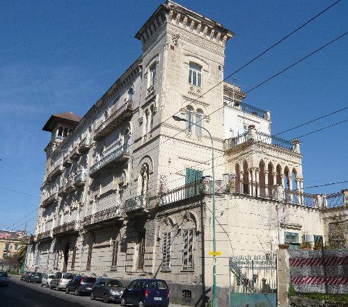Ville vesuviane di ercolano for Ville architetti famosi
