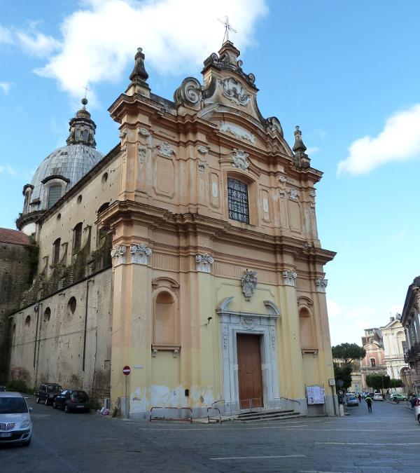 Basilica del Corpus Domini di Maddaloni