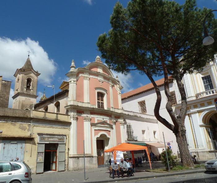 Maddaloni Chiesa Santissima Annunziata