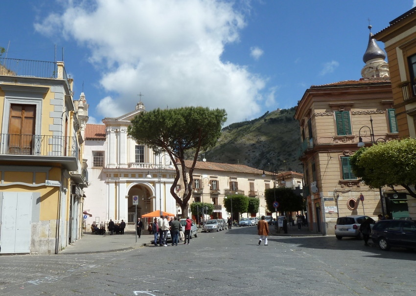 Maddaloni Piazza Matteotti