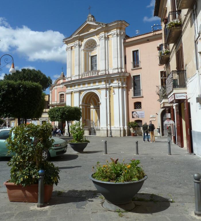 Maddaloni Piazza Umberto I