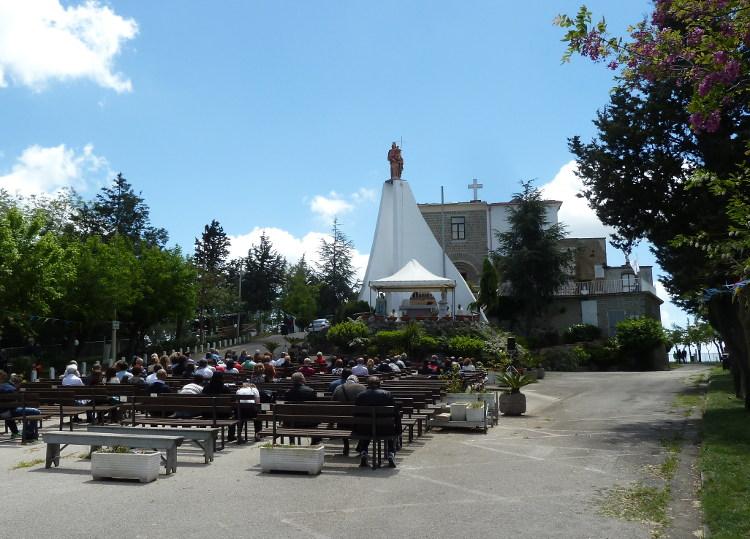 Maddaloni Piazzale Santuario