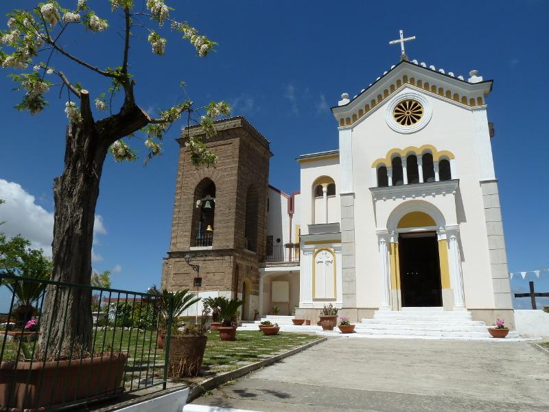 Maddaloni Santuario di San Michele Arcangelo e Santa Maria del Monte