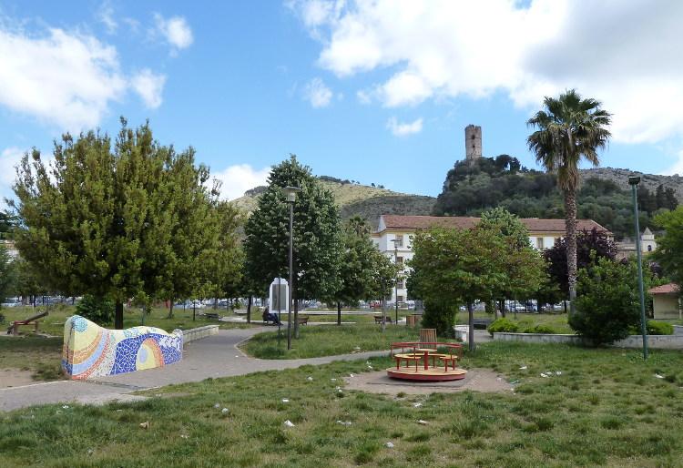 Villa comunale di Maddaloni