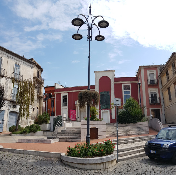 Montesarchio Bibblioteca comunale