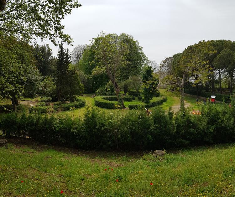 Orbetello Parco Giardini Chiusi