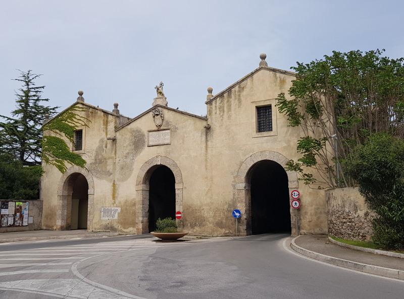 Porta Medina Coeli Orbetello