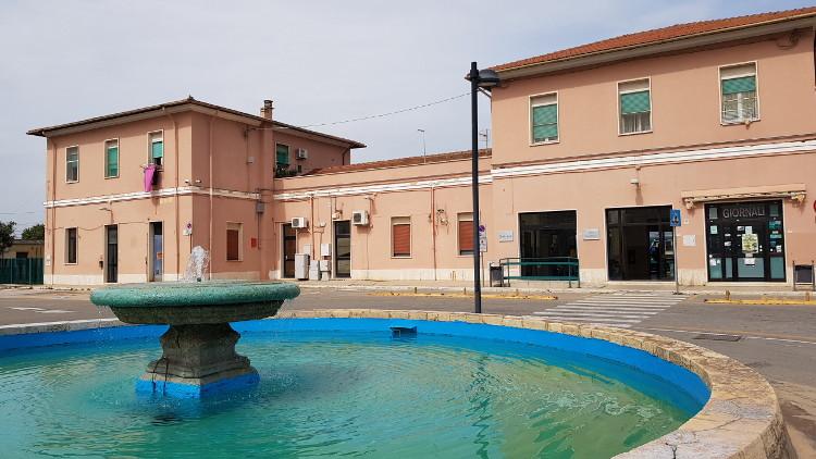 Stazione ferroviaria di Orbetello Monte Argentario