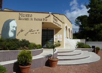 Museo di Padre_Pio e centro accoglienza pellegrini