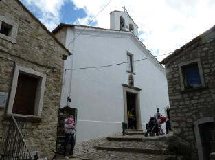 Pietrelcina Chiesa Sant'Anna
