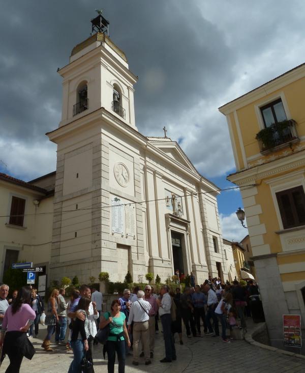 Pietrelcina Chiesa Santa_Maria_degli_Angeli