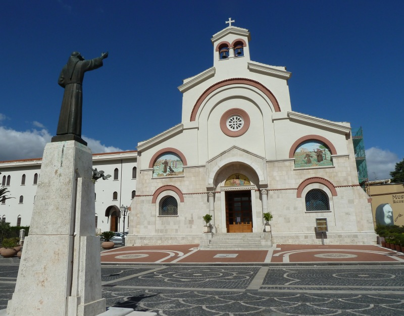 Pietrelcina Convento dei Frati_Cappuccini