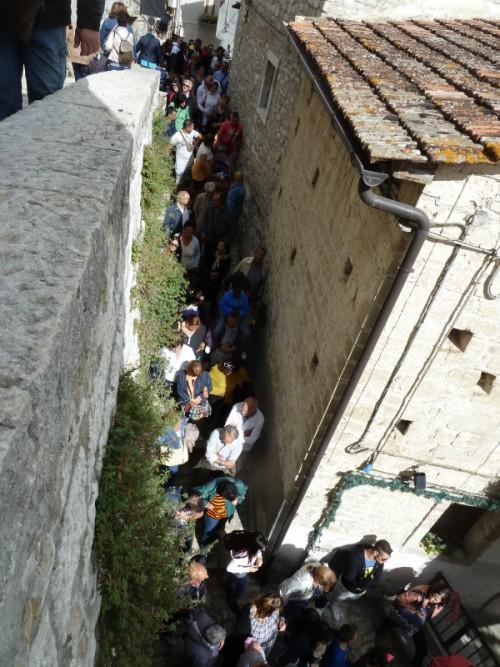 Pietrelcina Rione Castello