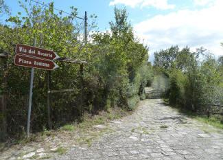 Pietrelcina Via del Rosario