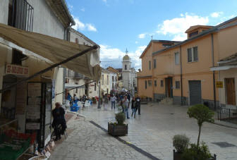 Pietrelcina Via_Roma
