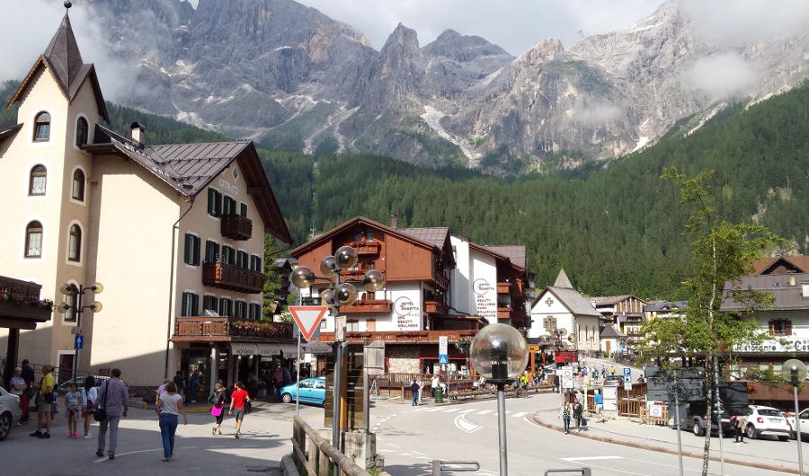Foto di San Martino di Castrozza in Trentino