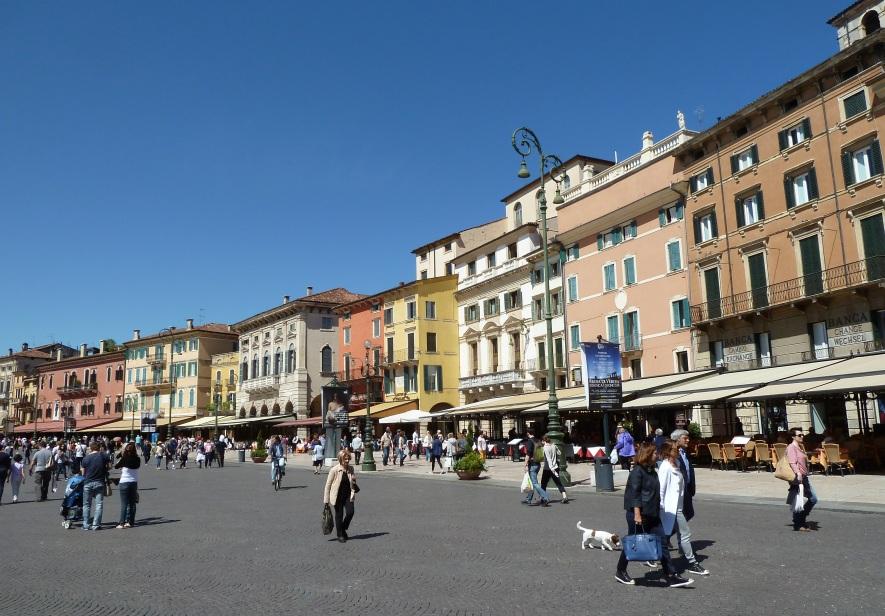 PIAZZA BRA di Verona