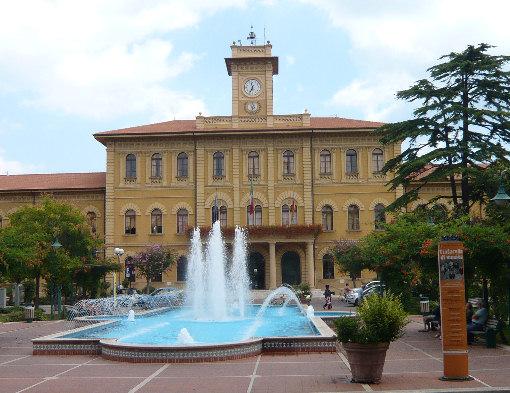 Belsoggiorno Cattolica: Park Hotel Belsoggiorno Bellaria Via Mar Mediterraneo 11.