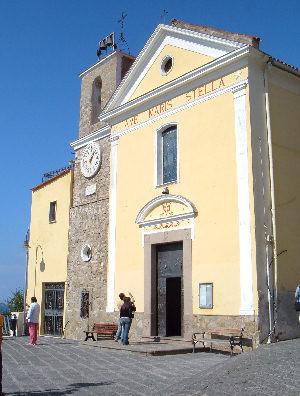 la chiesa della madonna di costantinopoli