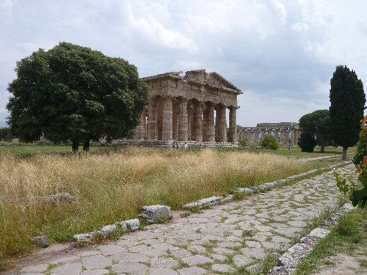 Antica Via Sacra di Paestum