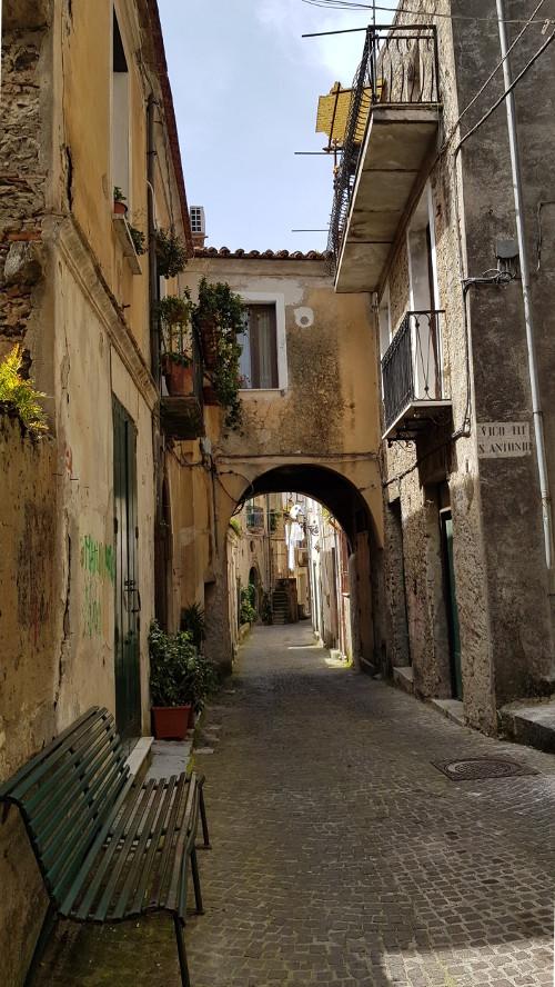 VILLAMMARE VIBONATI Fotografie del borgo di Vibonati e della