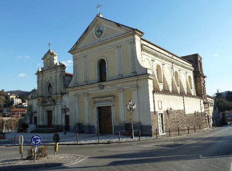 Villaggio Di Babbo Natale Cava Dei Tirreni.Santo Stefano A Cava Dei Tirreni