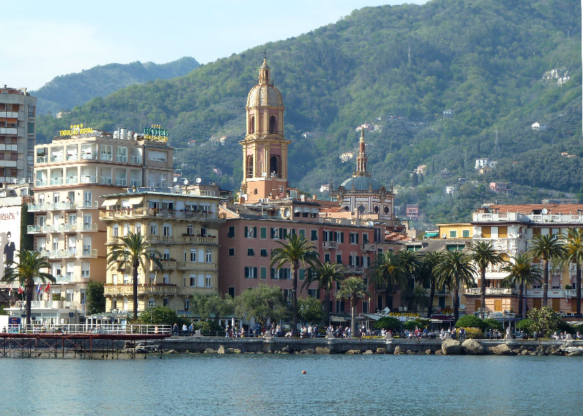 Come Arrivare A Rapallo