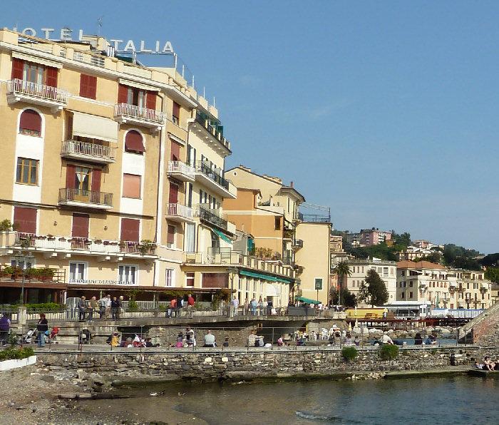 Hotel di rapallo for Hotel liguria milano