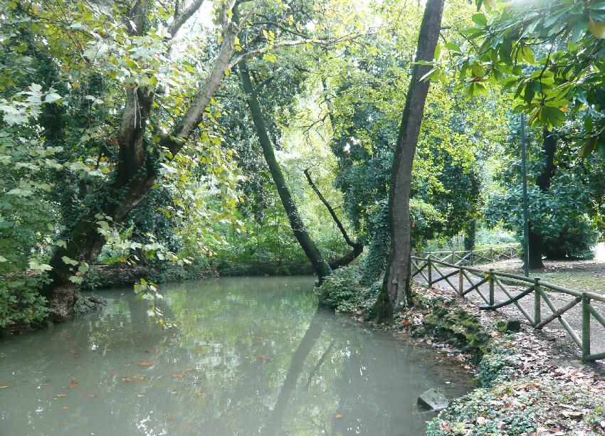 Foto dei giardini pubblici di milano for Via giardini milano