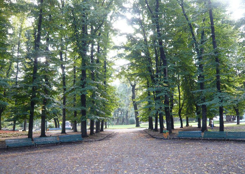 Giardini pubblici di milano - Biblioteca porta venezia orari ...