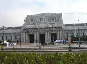 Stazione Milano e Piazza_Duca_d'Aosta