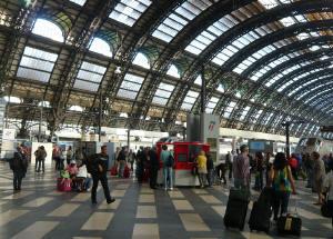 Foto Interno della Stazione_Centrale_di_Milano