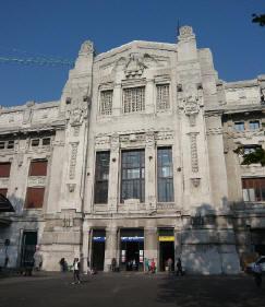 Stazione_Monumentale di Milano