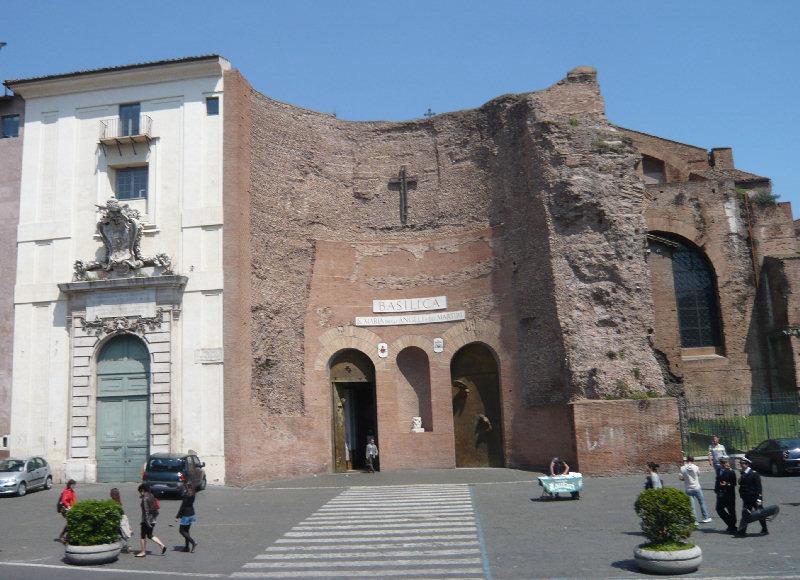 La Credenza Della Suocera Roma : Curiosità romane febbraio