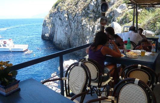 RISTORANTI di CAPRI - Elenco ristoranti dell\'isola di Capri