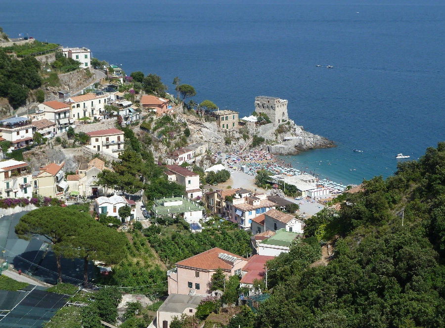 Erchie foto di erchie frazione di maiori for Due giorni in costiera amalfitana