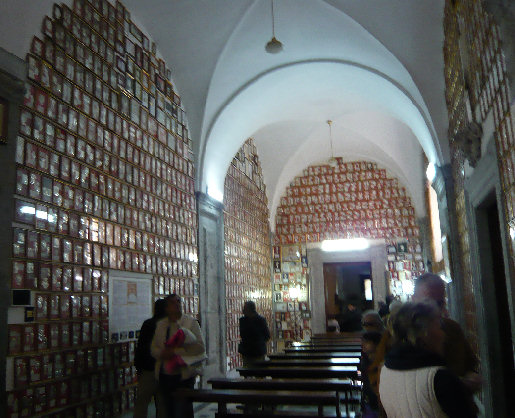 Cappella San Giuseppe Moscati