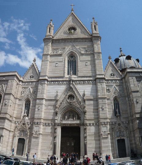 Miracolo di San Gennaro, alla cerimonia anche il principe Carlo di Borbone