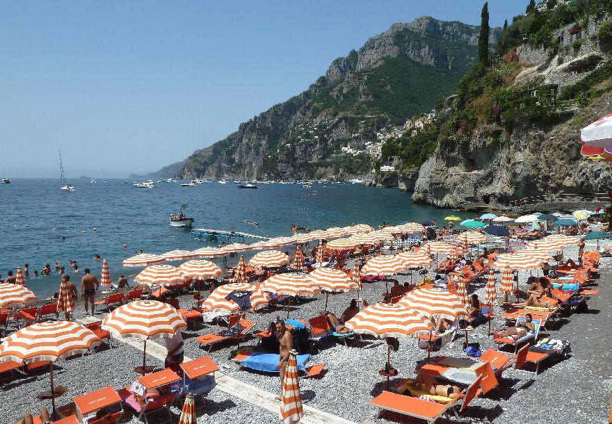 ARIENZO POSITANO Spiaggia di Arienzo