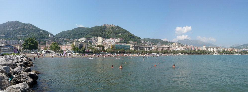Matrimonio Spiaggia Salerno : Lungomare di salerno