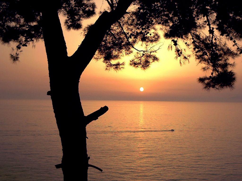 Foto tramonti fotografie di tramonti for Sfondi desktop tramonti