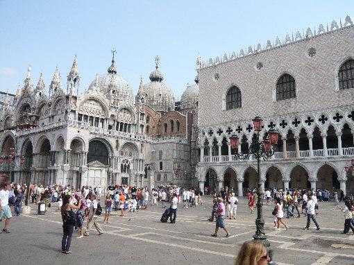 Piazza San Marco Di Venezia