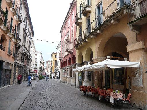 Vicenza i musei for Appartamento centro storico vicenza